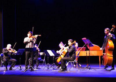 Concierto en el teatro Xesc Forteza 1