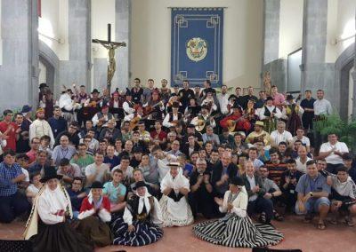 El Seminario de Mallorca se hace presente en el Encuentro Nacional de Seminaristas Menores de Bachillerato 1