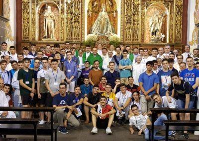 El Seminario de Mallorca se hace presente en el Encuentro Nacional de Seminaristas Menores de Bachillerato 2