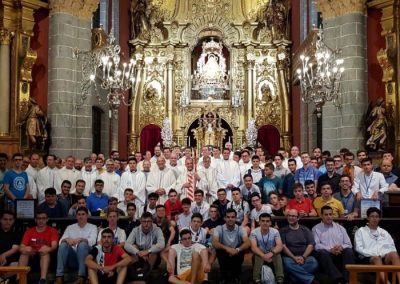 El Seminario de Mallorca se hace presente en el Encuentro Nacional de Seminaristas Menores de Bachillerato 3