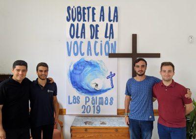 El Seminario de Mallorca se hace presente en el Encuentro Nacional de Seminaristas Menores de Bachillerato