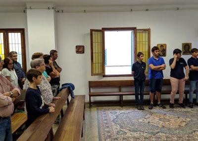 Inicio de Curso del Seminario Menor
